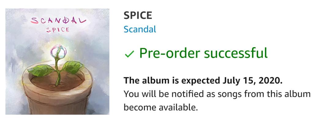 spice - Digital Single - 「SPICE」 Spiiii10