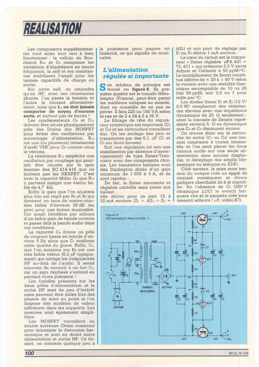 Alimentation linéaire pour Bluesound Node2 - Page 2 Alimen10
