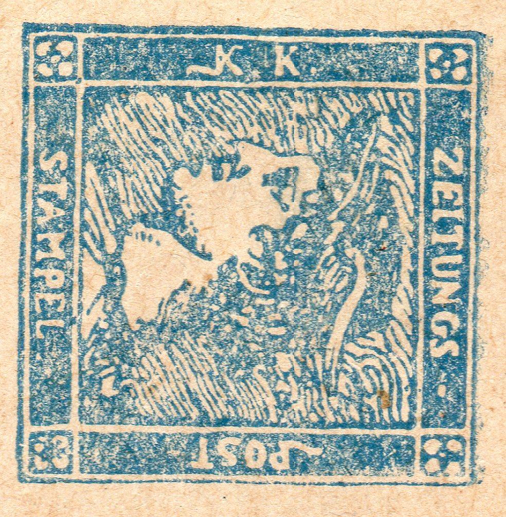 DIE ZEITUNGSMARKEN AUSGABE 1851 - Seite 2 Img03911
