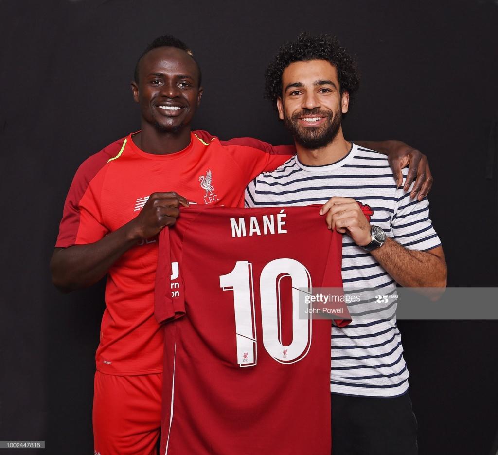 ¿Cuánto mide Mohamed Salah? - Altura - Real height - Página 2 Gettyi10
