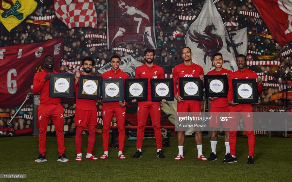 ¿Cuánto mide Mohamed Salah? - Altura - Real height - Página 2 Gettyi11