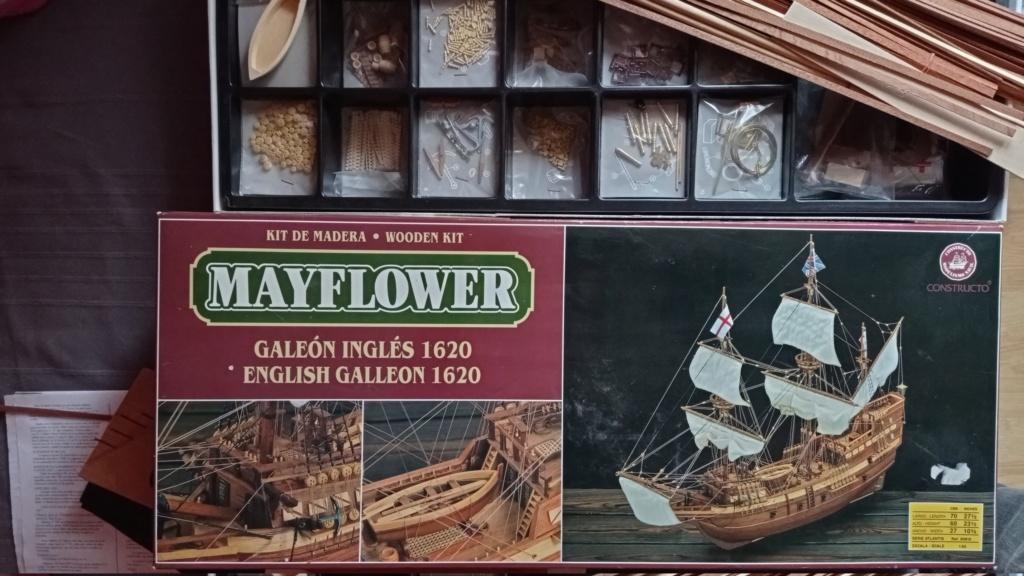 Galion Mayflower 1620 (Constructo 1/65°) par Pascal_31 16161610
