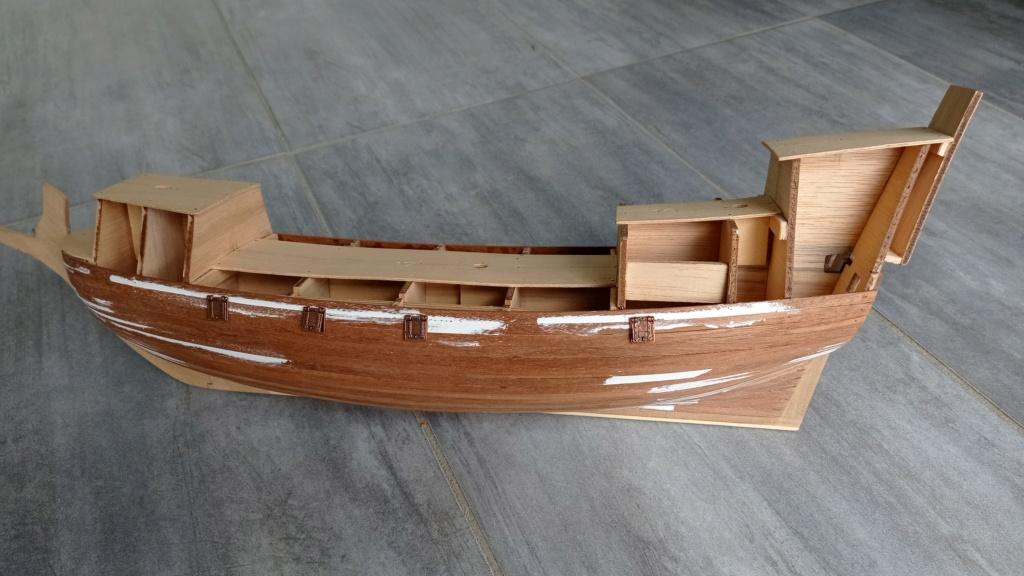 Galion Mayflower 1620 (Constructo 1/65°) par Pascal_31 16210710