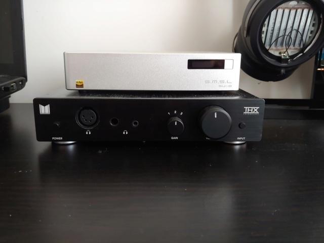 Monolith THX 887 Amplifier 20200910