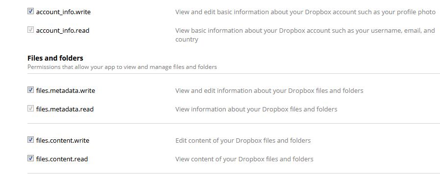 [Resolvido]Upload Direto Dropbox Sem_tz10