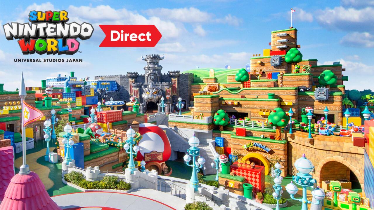 ¡Vistazo a Super Nintendo World! 1366_210