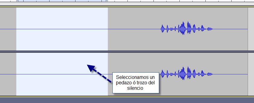 Tutorial: Cómo editar y grabar tu voz con Audacity Audaci15