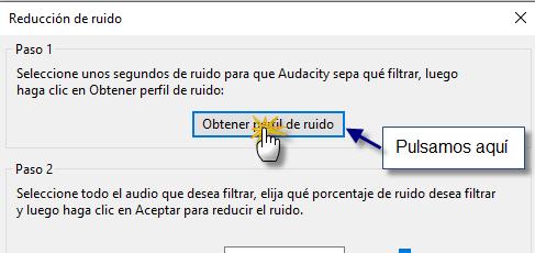 Tutorial: Cómo editar y grabar tu voz con Audacity Audaci17