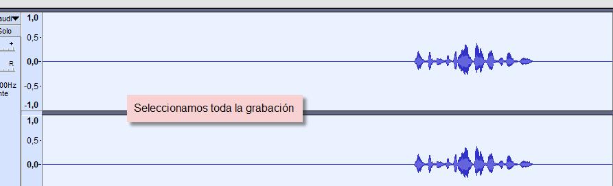 Tutorial: Cómo editar y grabar tu voz con Audacity Audaci18
