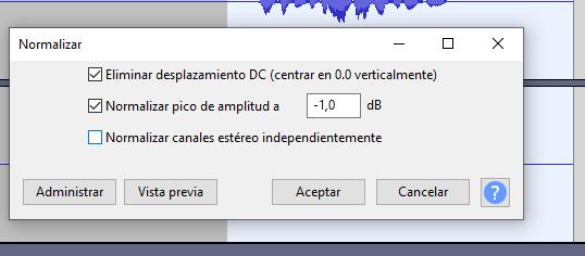 Tutorial: Cómo editar y grabar tu voz con Audacity Audaci20