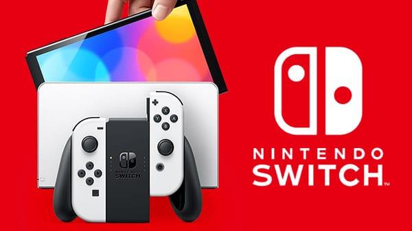 Se anuncia el nuevo modelo de Nintendo Switch: Oled E5nzcu10