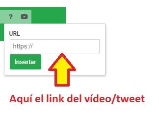 ¡Nuevo: Inserta Tweets, Vídeos de Facebook y Más! Embedy10