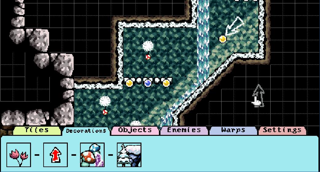 "Crea tus propios niveles de Yoshi's Island con ""Yoshi's Island Fabrication Station"" Sagese11"