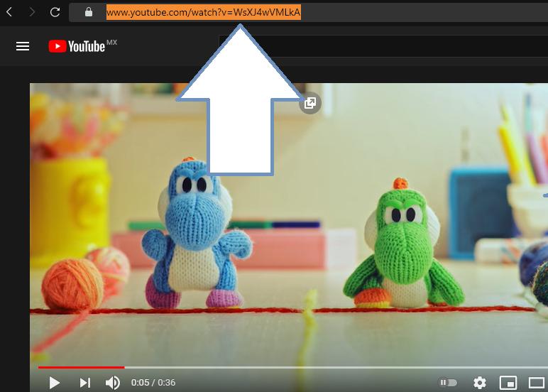 Cómo insertar vídeos de YouTube Youtub10