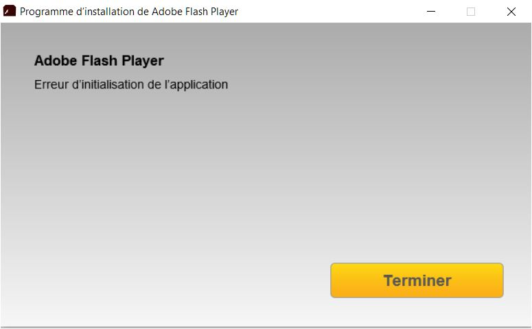 Disparition adobe flash player, imprimante en rade ! Captur13