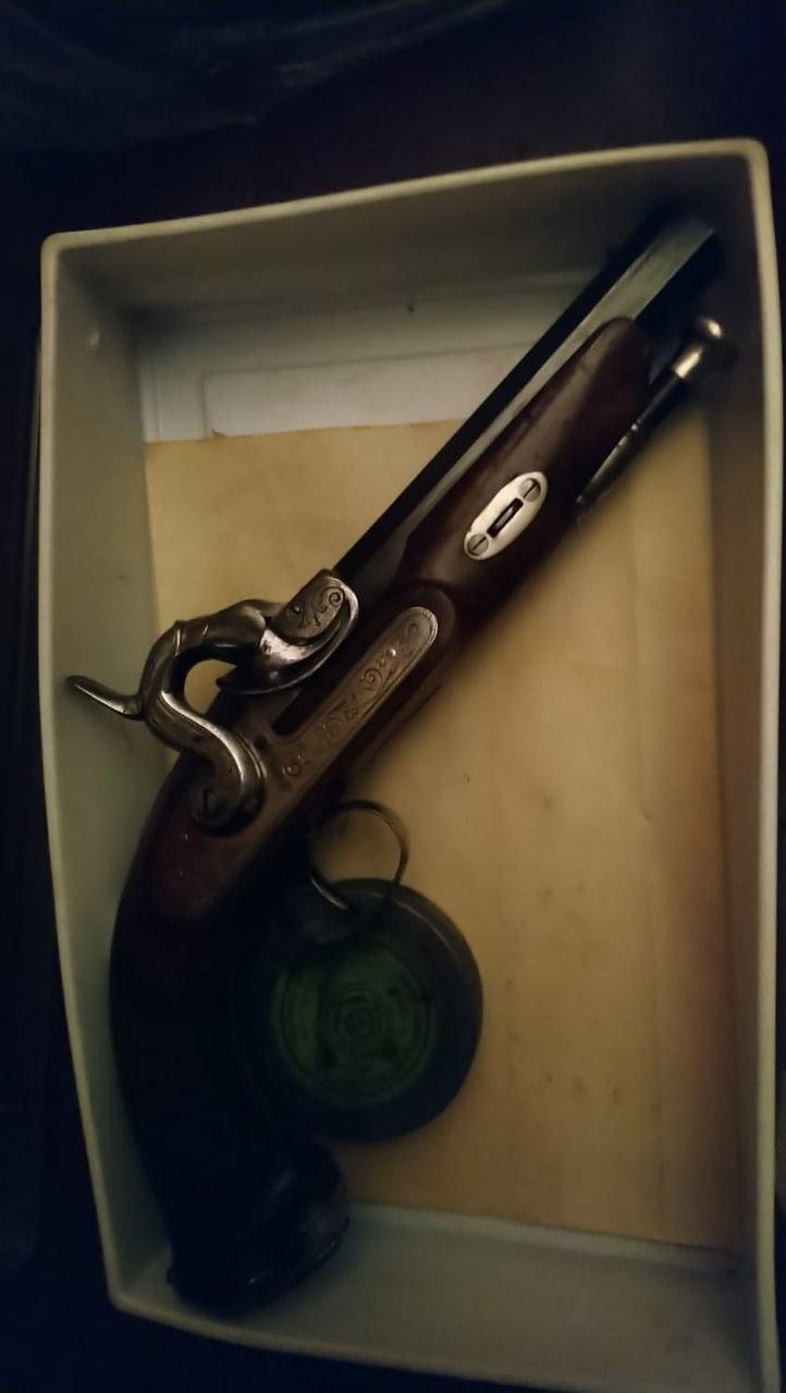 Pistolet Photo517