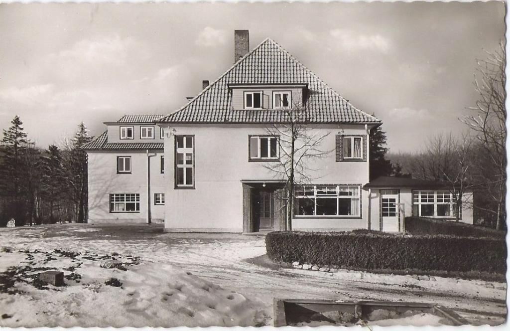 Photos of Scharfoldendorf Rest Centre circa 1953 Scharf14