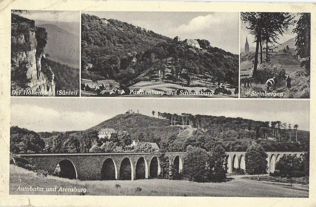 Photos of Scharfoldendorf Rest Centre circa 1953 Scharf15