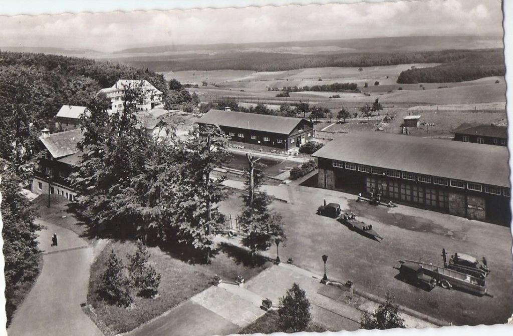 Photos of Scharfoldendorf Rest Centre circa 1953 Scharf16
