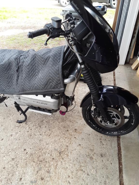 '85 K100RS Turbo Frankenbike 20210410