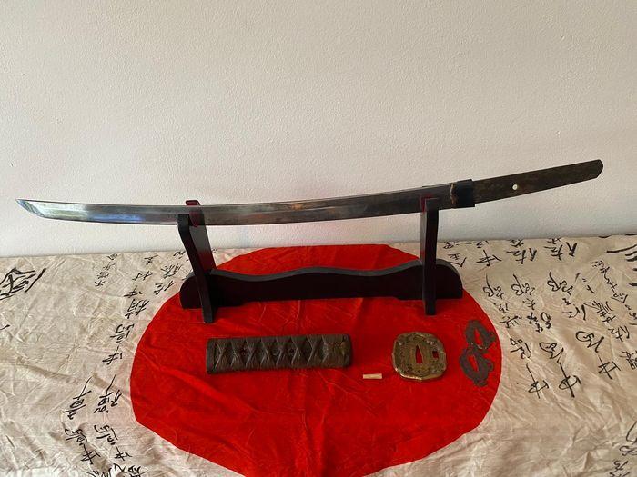 Besoin d'aide pour identification d'une lame de katana!!! Bcb5c910