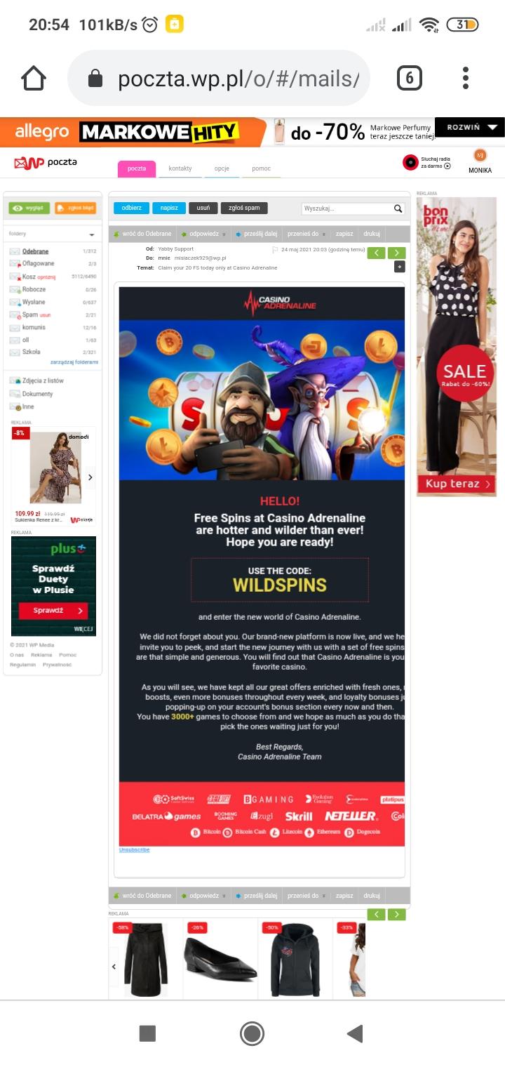 Casino Adrenaline darmowe bonusy - Page 2 Screen19