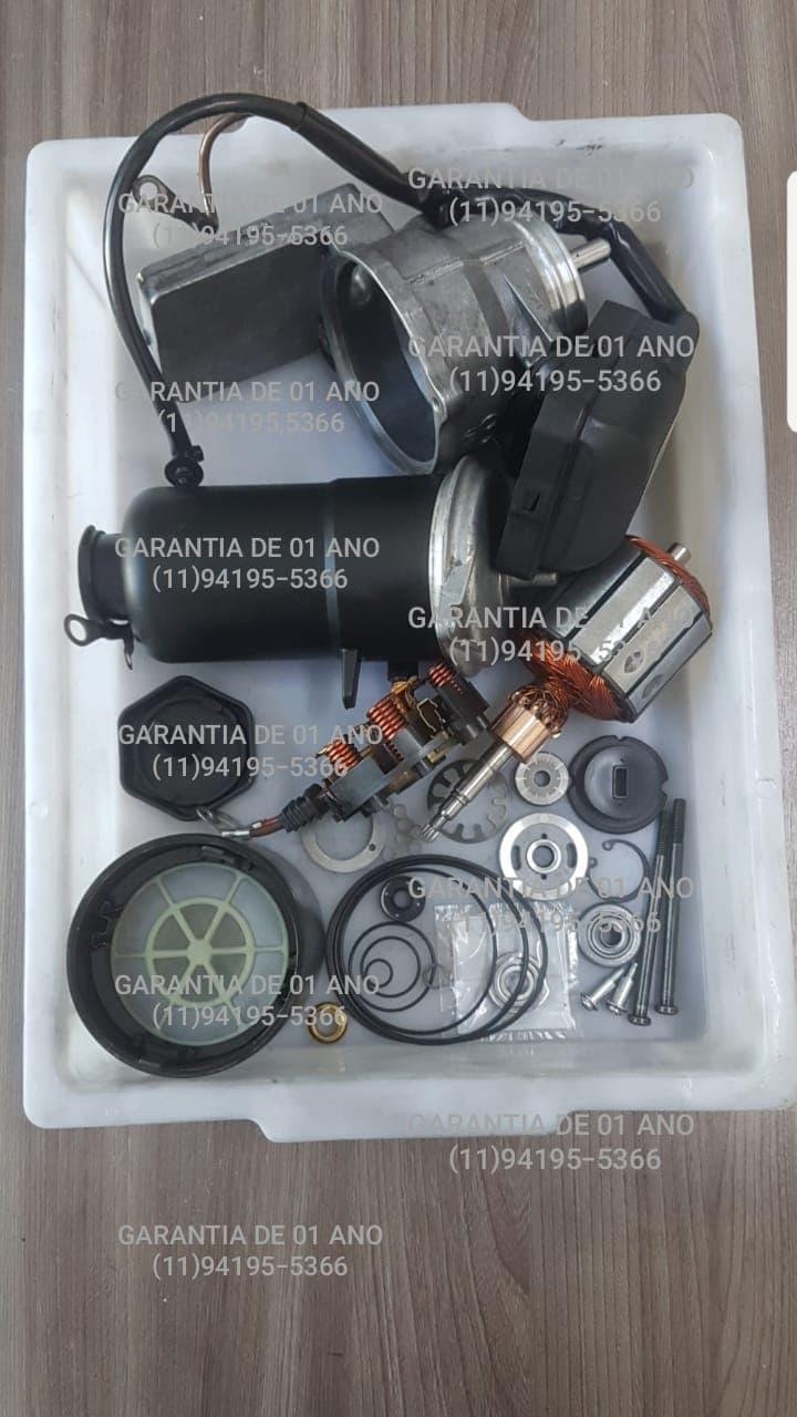Restauração da bomba eletro hidráulica Mercedes Classe A, Com Garantia de 01 ANO. Bomba_13