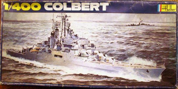 Dio : Colbert ravitaillé par la Saône (Heller 1/400°) de Thounet 11010310