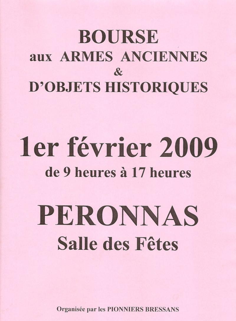 Bourse aux armes des Pionniers Bressans (mon club) Bourse10