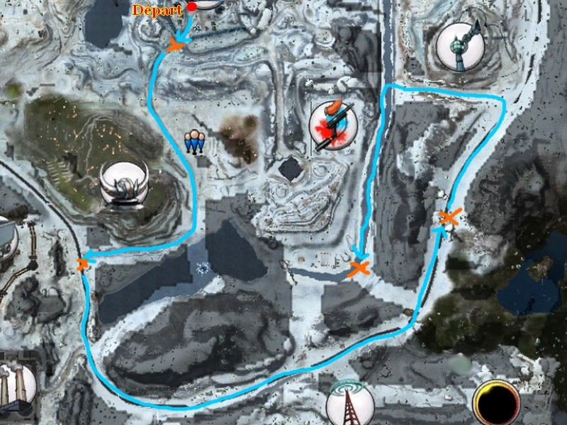 Chapitre 20 : Le Cercle de la Lune Ecarlate Parcou13