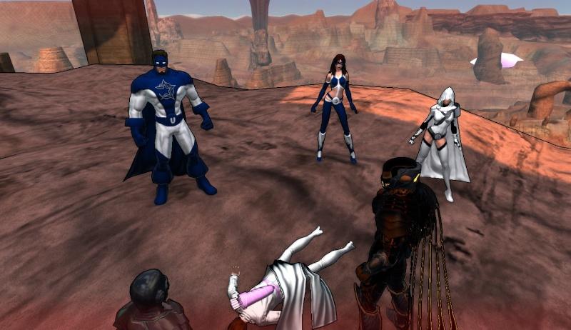 Chapitre 27 : Méta-Terra Screen61