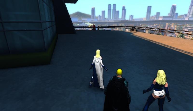 Chapitre 27 : Méta-Terra Screen63