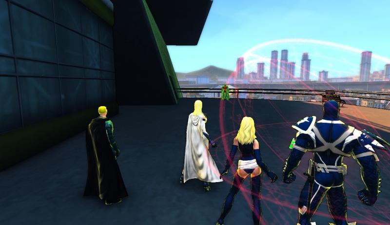 Chapitre 27 : Méta-Terra Screen64