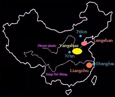 La sculpture chinoise ancienne Carte_11