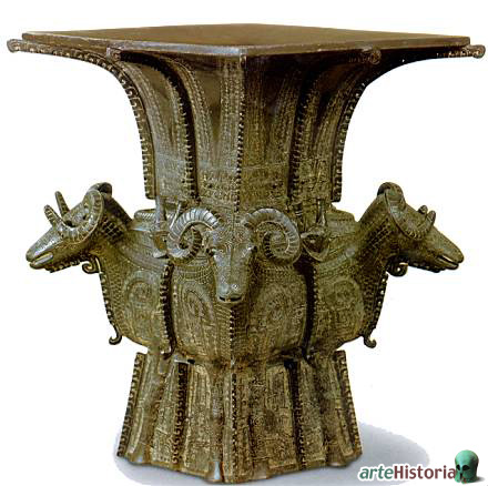 La sculpture chinoise ancienne Fangzu10
