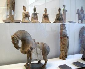 La sculpture chinoise ancienne Mingqi10
