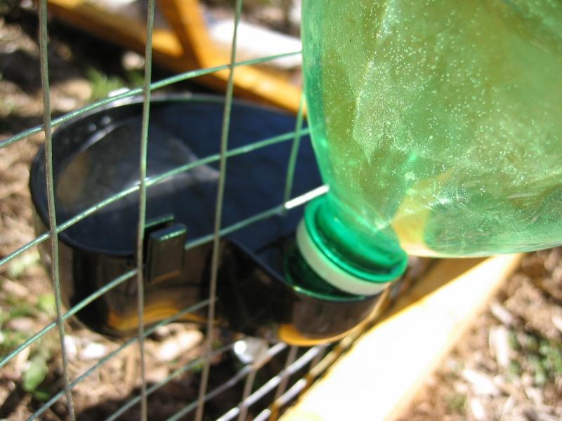 déherbeuse automatique pour jardiniér pareseux 01110