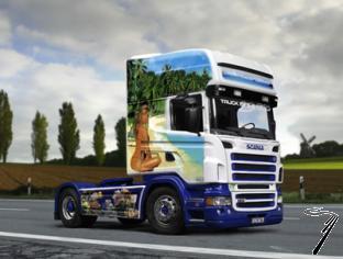serie CAMIONS....nouveautes... Scania11