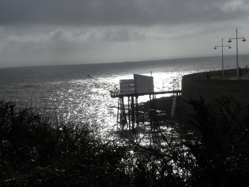 La côte et ses plages entre Royan et Nauzan par le GR4 Imgp5231