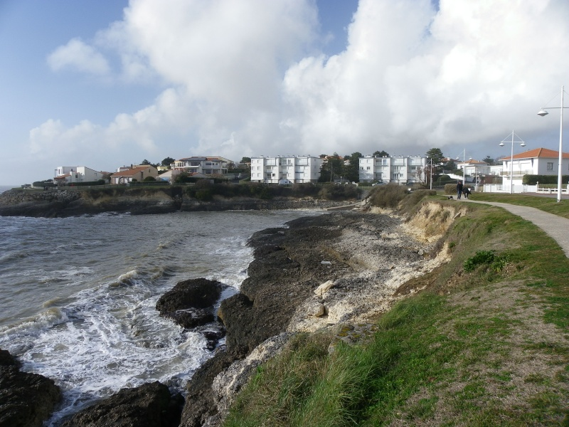 La côte et ses plages entre Royan et Nauzan par le GR4 Imgp5233
