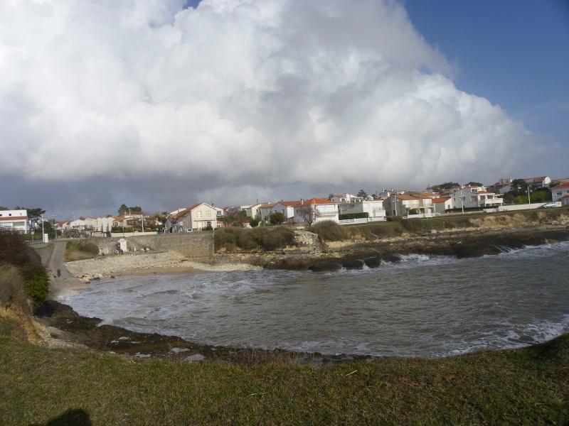 La côte et ses plages entre Royan et Nauzan par le GR4 Imgp5237