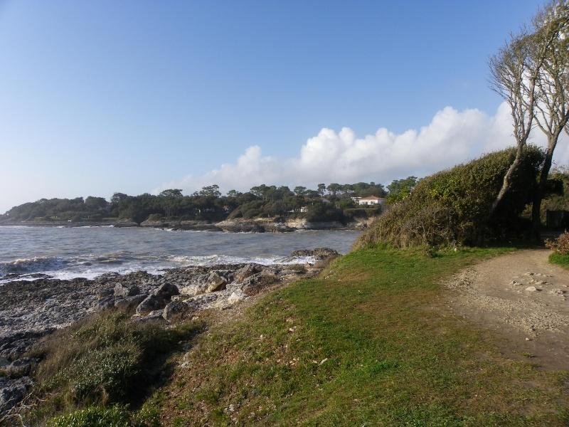 La côte et ses plages entre Royan et Nauzan par le GR4 Imgp5313