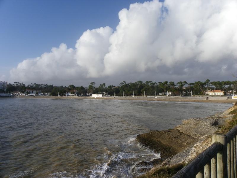 La côte et ses plages entre Royan et Nauzan par le GR4 Imgp5324