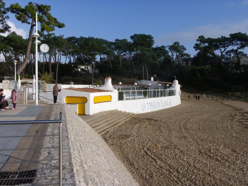 La côte et ses plages entre Royan et Nauzan par le GR4 Imgp5326