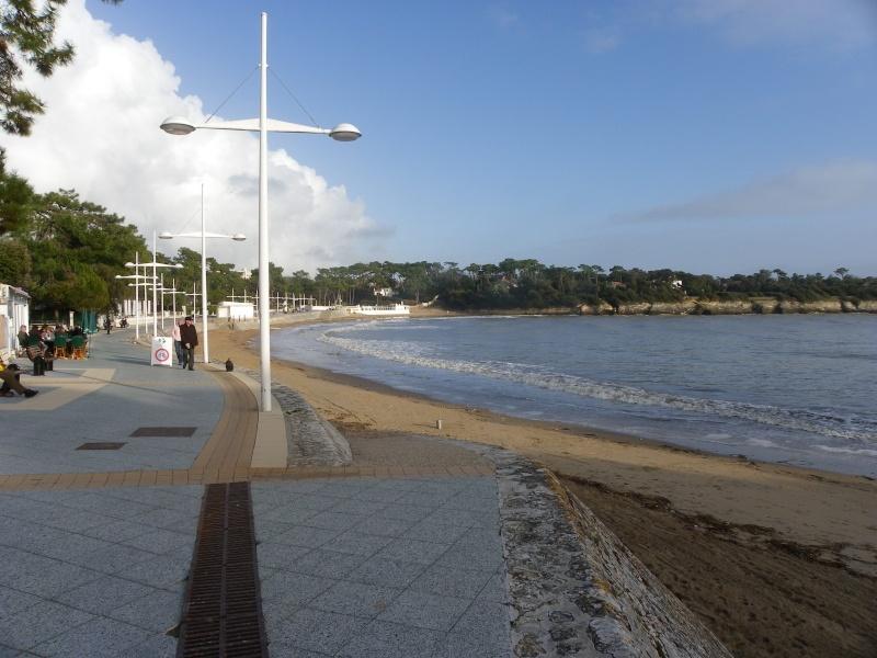 La côte et ses plages entre Royan et Nauzan par le GR4 Imgp5331