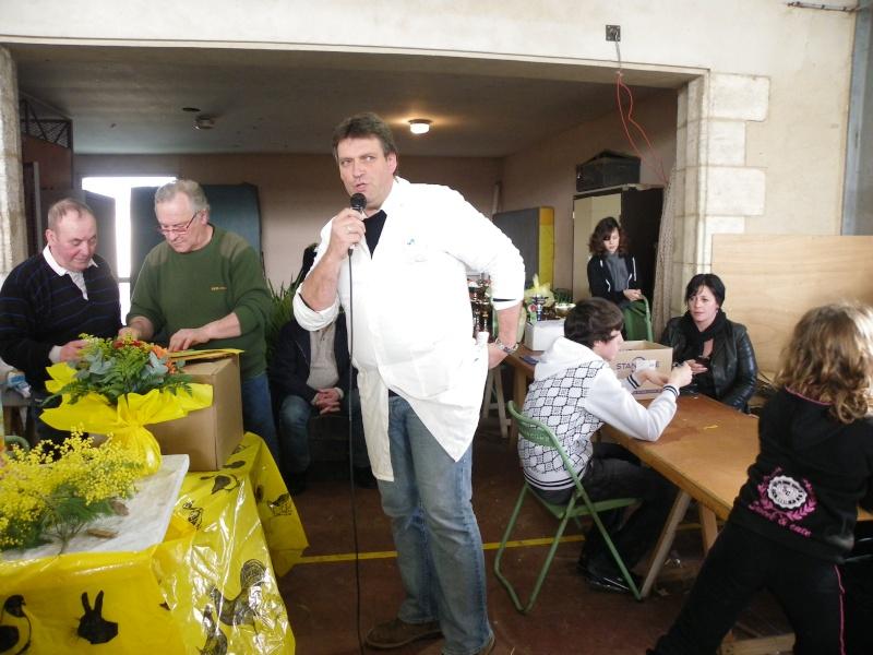 Exposition nationale d'aviculture : Rochefort le 26 et 27 février 2011 Imgp6119