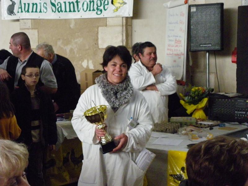 Exposition nationale d'aviculture : Rochefort le 26 et 27 février 2011 Imgp6137