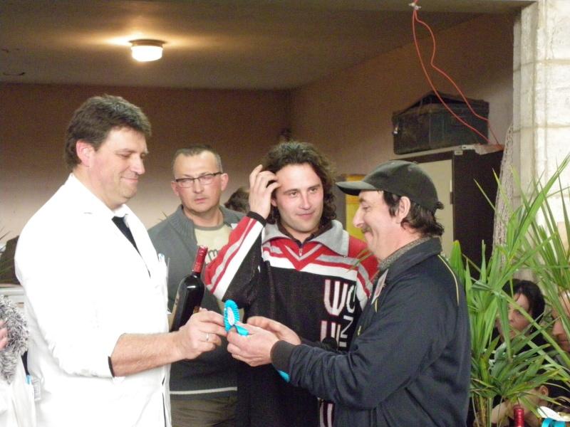 Exposition nationale d'aviculture : Rochefort le 26 et 27 février 2011 Imgp6140
