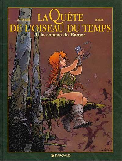 La quête de l'oiseau du temps - Tome 1: La conque de Ramor [Le Tendre & Loisel] Livre14