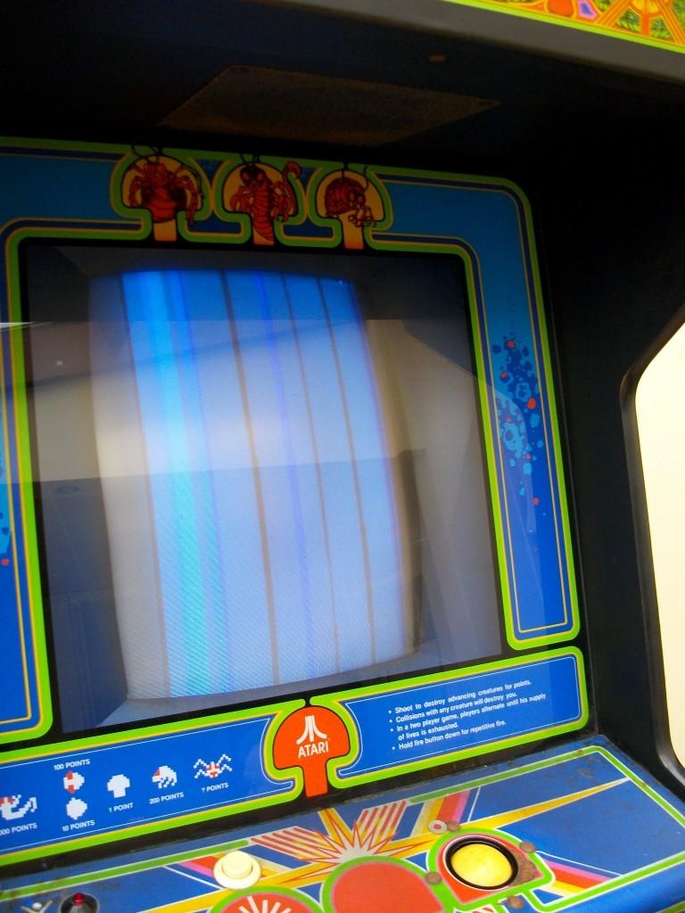 [For Sale] Original Atari Centipede Imgp0111